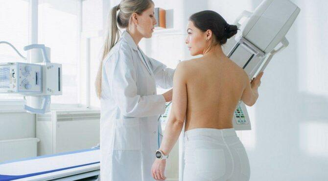 1 yılda 25 bin kadına meme kanseri tanısı koyuldu