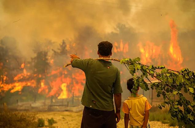 10 Günde Söndürülebilen Manavgat Orman Yangınında Hayatını Kaybedenlerin Sayısı 8'e Yükseldi