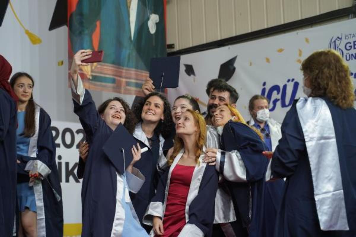 11 bin 822 mezun kep attı