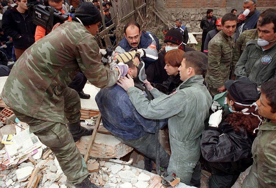 17 Ağustos Depreminin Üzerinden 22 Yıl Geçti: 5 Bin 840 Kişi Hâlâ Kayıp...