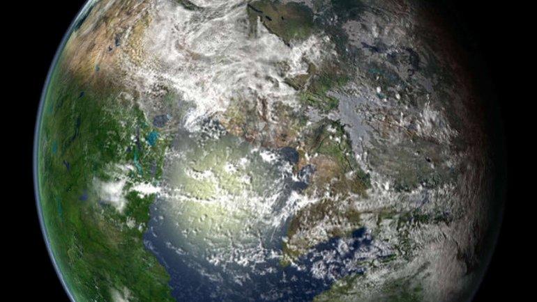 200 milyon yıl sonra Dünya...