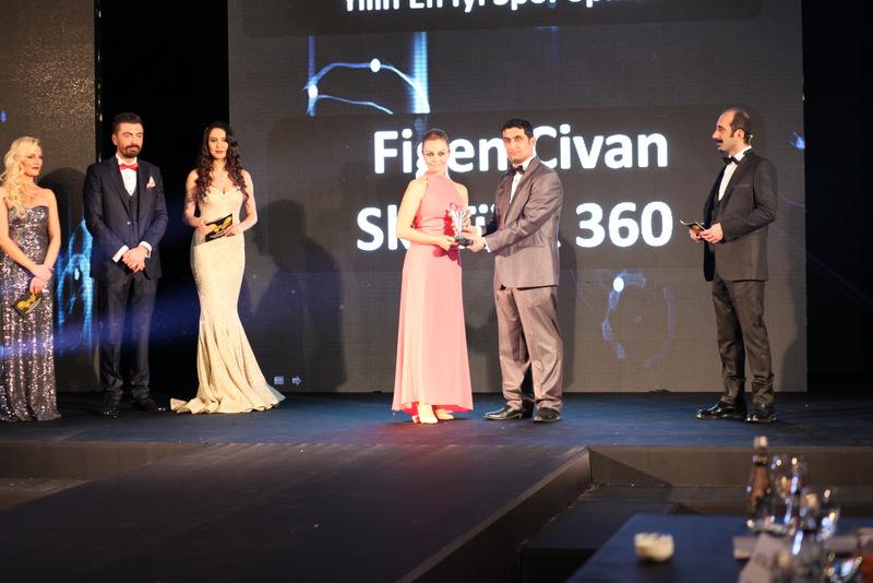 Figen Civan'a Ödül...
