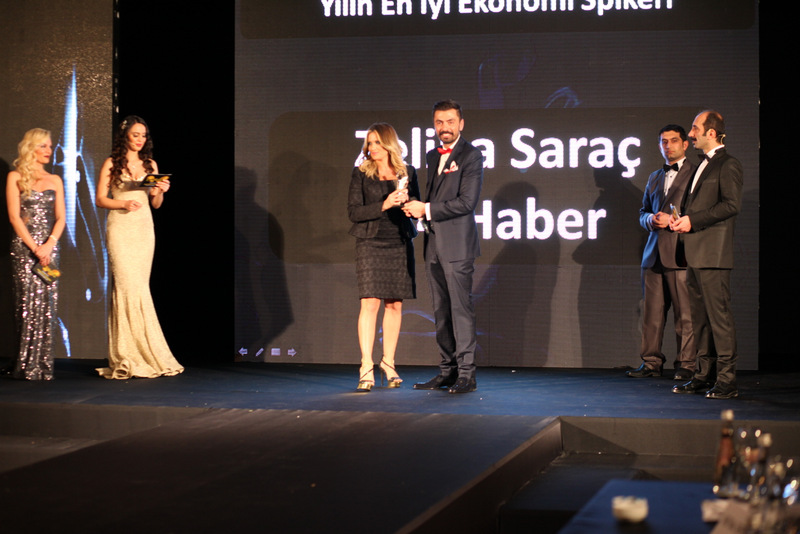 Zeliha Saraç'a Ödül...