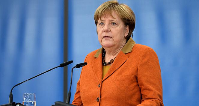 Almanya Başbakanı Merkel'den G20 Zirvesi açıklaması