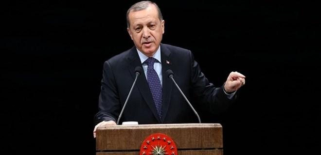 Cumhurbaşkanı Erdoğan: 'Tüm İslam aleminin görevi'