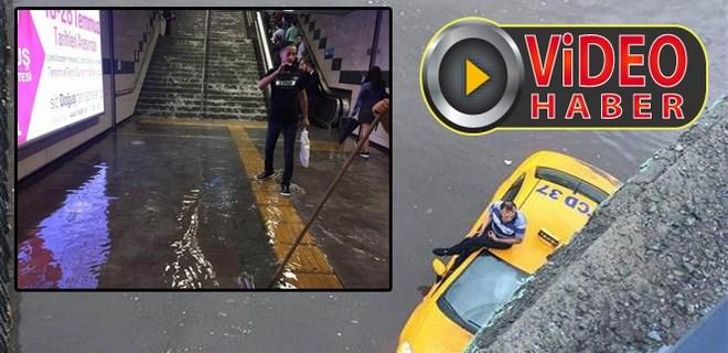 İstanbul sular altında kaldı!..