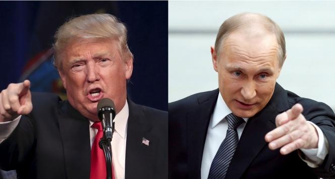Trump ile Putin bugün ilk kez yüz yüze görüşecek