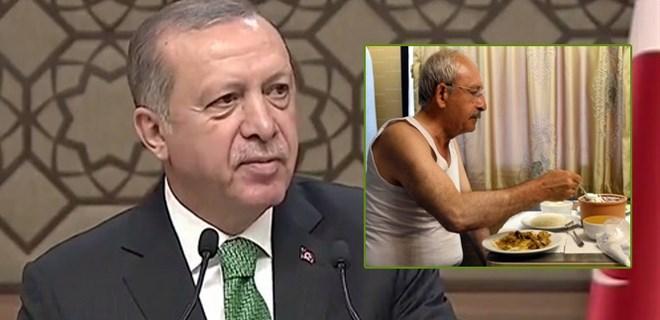Cumhurbaşkanı Erdoğan: 'Atletli kare vatandaşa hakaret'