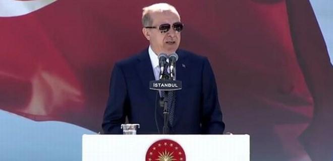 Erdoğan, İstanbul Emniyeti'nin yeni yerini açıkladı