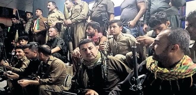 500 PKK'lı Kerkük'te!...