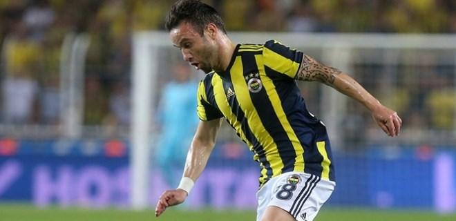Fenerbahçe'de Valbuena krizi!