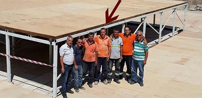 İzmir'de belediye işçisinin feci sonu!