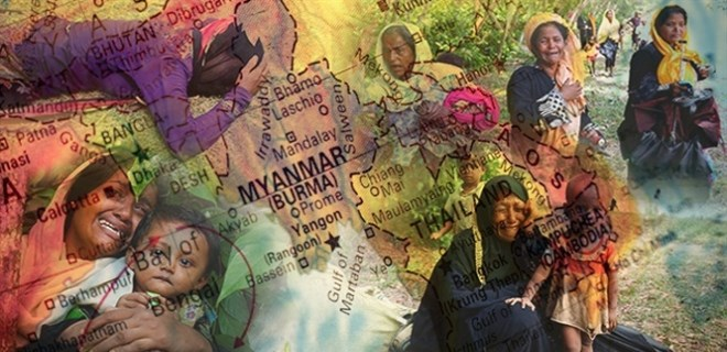 Myanmar'a kimler silah satıyor?..