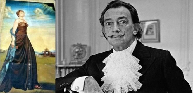 Dali'nin muhteşem tablosu Lübnan'da bulundu
