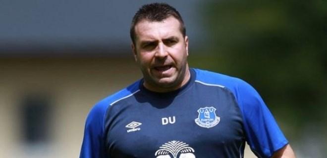 Everton'ın yeni hocası belli oldu