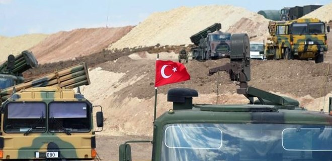 İdlib'den ilk fotoğraf geldi!