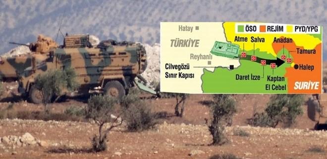 Mehmetçik keşfin ardından İdlib'e yerleşiyor!