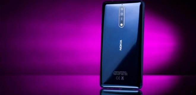 Nokia 8 satışa çıktı, işte fiyatı!