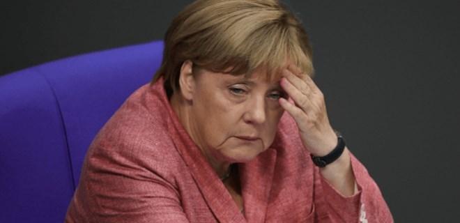 Almanya günden güne eriyor!