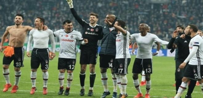 Beşiktaş'ın Vodafone Park'ta bileği bükülmüyor!