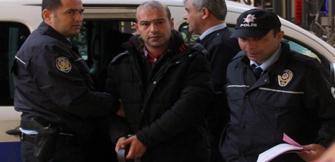 Eşini kemerle döven şahıs tutuklandı