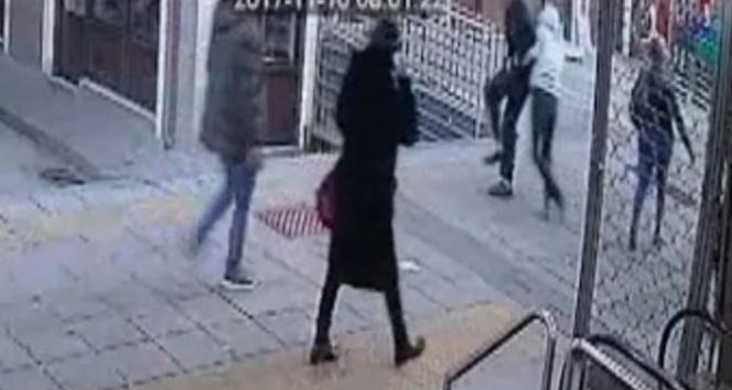 İstanbulda güpegündüz gasp dehşeti !
