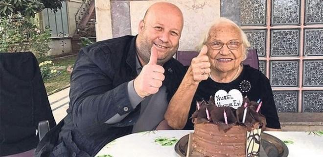 Naciye Karayahşi 100 yaşına bastı
