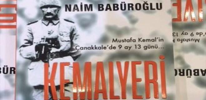 Naim Babüroğlu'ndan 'Kemalyeri'
