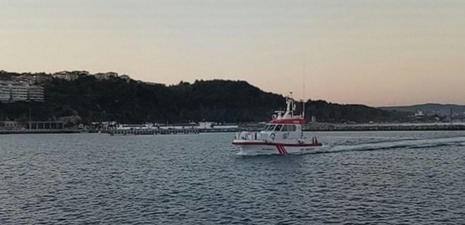 Şile'de batan gemide 4 kişinin cesedine ulaşıldı!