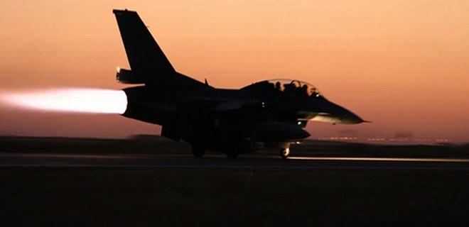TSK: 'Kuzey Irak'ta 41 hedef vuruldu'