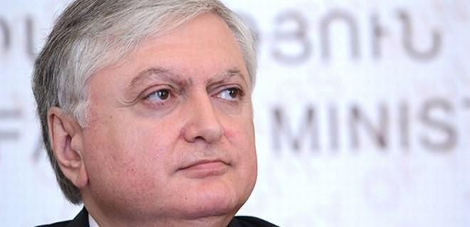 Ermenistan Dışişleri Bakanı'ndan gereksiz çıkış!
