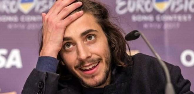 Eurovision birincisine kalp nakli