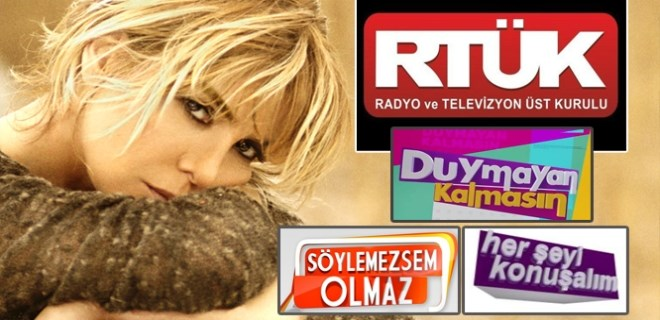 Gülben'e hakarete RTÜK'ten ceza!