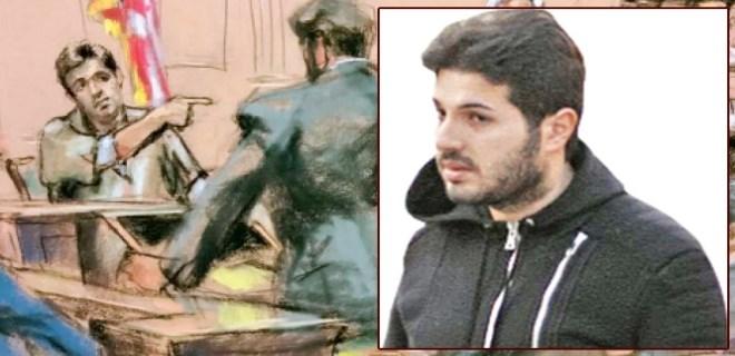 Reza Zarrab ABD'li yargıçlara 3 ülkede büyü yaptırmış!
