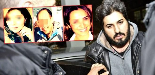 Reza Zarrab'ın 3 'kara kutusu' tutuklandı