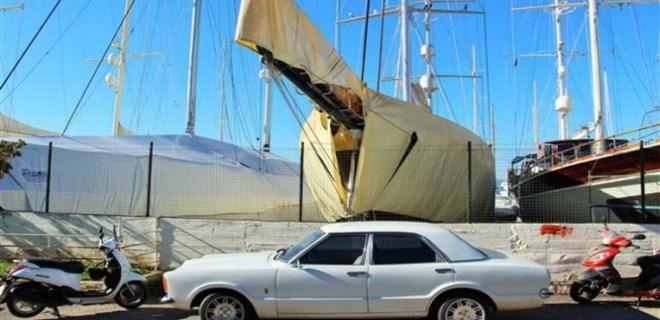 Zarrab'ın uçak ve lüks teknesine el konuldu