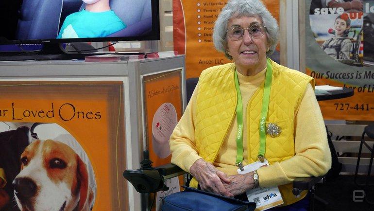 CES'in en yaşlı yeni katılımcısı