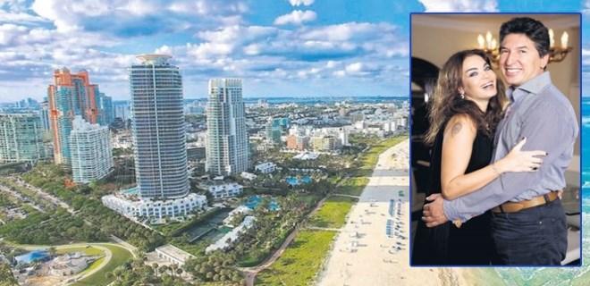 Esin Moralıoğlu'ndan '5.5 Milyon Dolar'lık Miami esintisi!