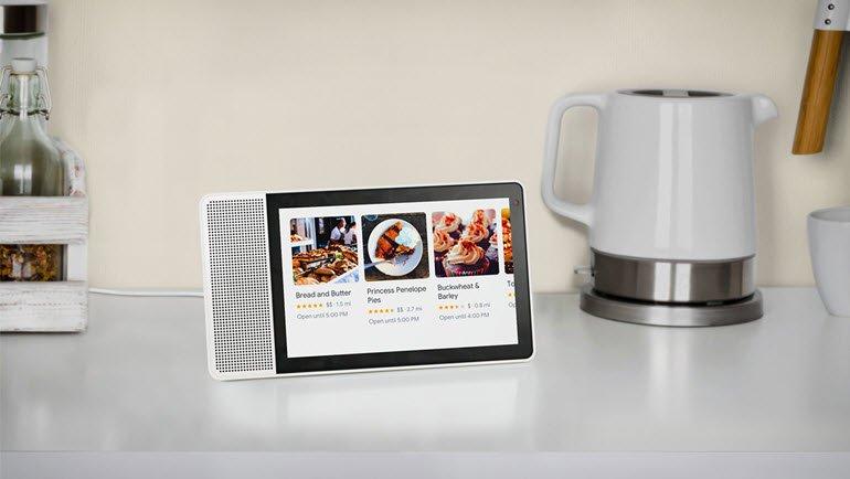 Lenovo'dan 'akıllı ekran'