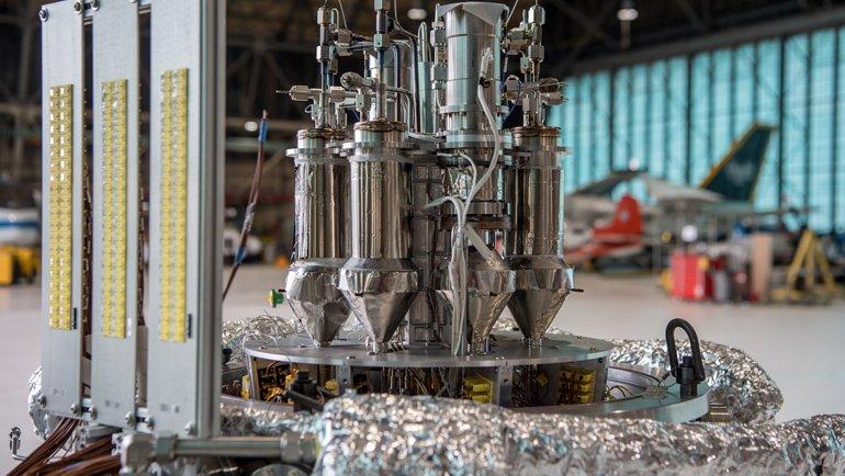 NASA'dan küçük nükleer testi!