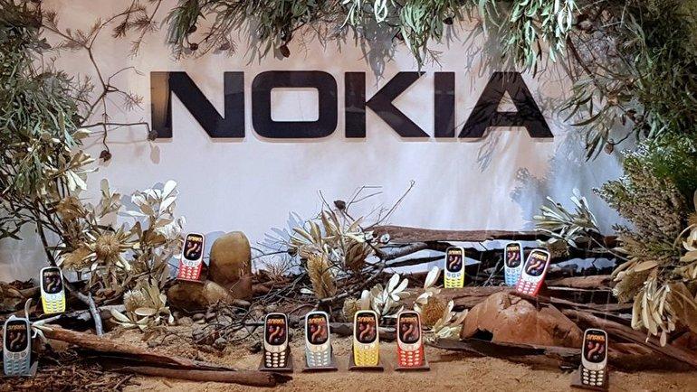 Nokia 1'den ilk kareler!