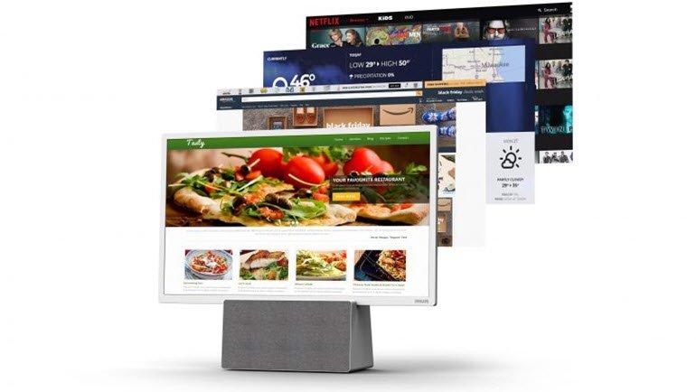 Philips'ten yeni 4K UHD TV'ler