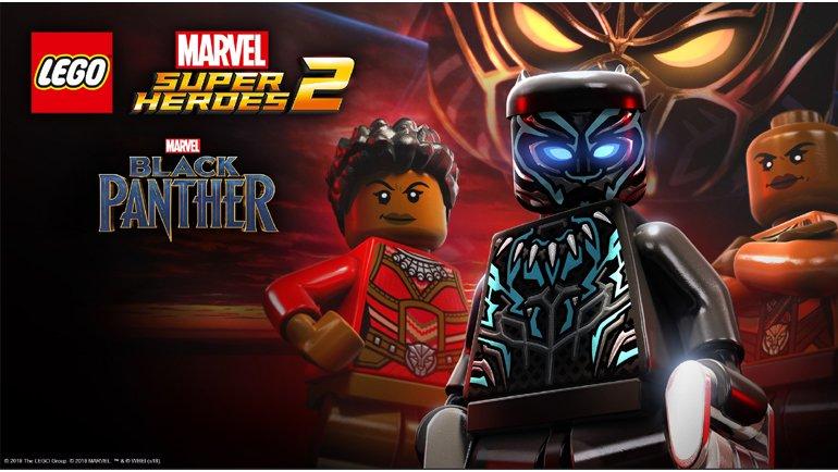 Black Panther, LEGO'ya geldi!
