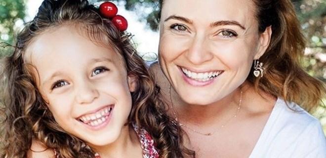 Ceyda Düvenci'den kızına duygusal doğum günü mesajı