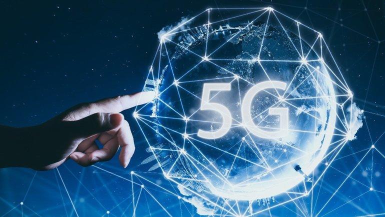 Dünyanın ilk 5G araması yapıldı