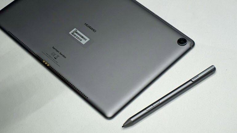 Huawei'den yeni tabletler, fazlası