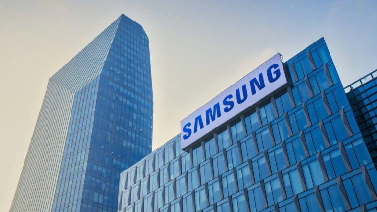 Samsung'un 5G telefonu uzak değil