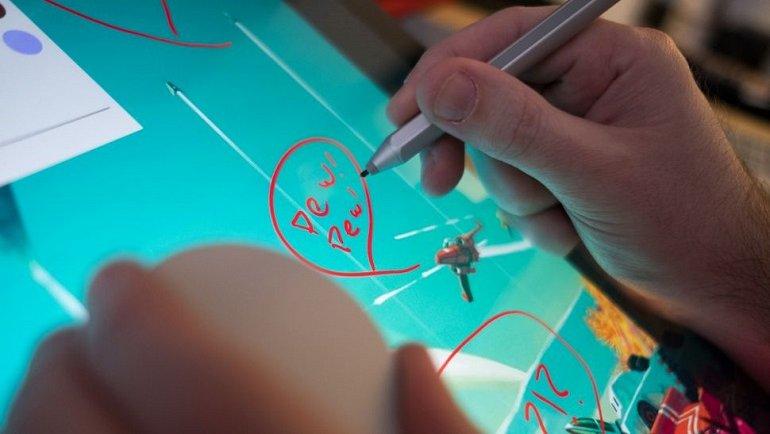 Surface Pen için yeni patent