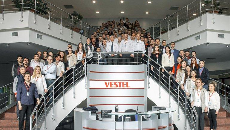 Vestel'e Japonya'dan ödül