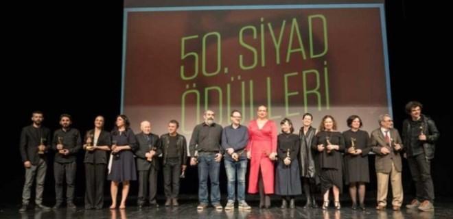 50. SİYAD Ödülleri sahiplerini buldu!